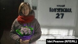 Елена Масайло выходит на свободу