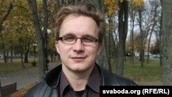 Belarus - An actor Vasil Dranko-Maysyuk, Minsk, 9Oct2014