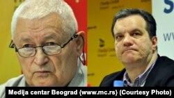Srećko Mihajlović i Dejan Vuk Stanković