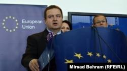 Голова уряду Сербії Івіца Дачич