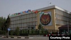 Здание министерства обороны РТ