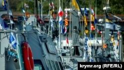 Столетие военно-морского флота Украины, Одесса, 29 апреля 2018 года