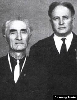 Cebbar Akimov ve Bekir Osmanov
