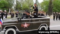 Генеральная репетиция 9 мая в Керчи