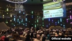 Кырымда ислам мәгарифенә багышланган конференциядән күренеш