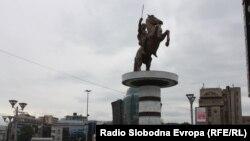 Spomenik 'Ratnik na konju'