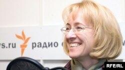 """Руководитель """"Клуба региональных журналистов"""", экономист и журналист Ирина Ясина"""