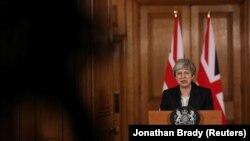 Тереза Мей, прем'єр-міністр Великої Британії