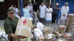 Волонтерська сотня в дії