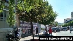 Oblepljene ulice Novog Pazara