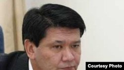 Политический советник президента Казахстана Ермухамет Ертысбаев.
