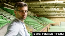 Danijel Višević Photo: Midhat Poturović