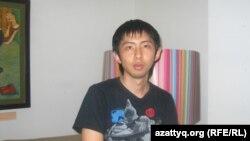 Предприниматель и бизнес-консультант проекта Mobility club Сергей Сек. Алматы, 27 марта 2013 года.