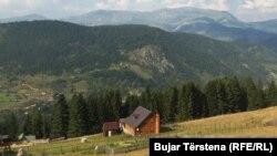 Демаркация границы Косово.
