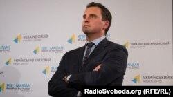 Міністр економічного розвитку і торгівлі Айварас Абромавічус
