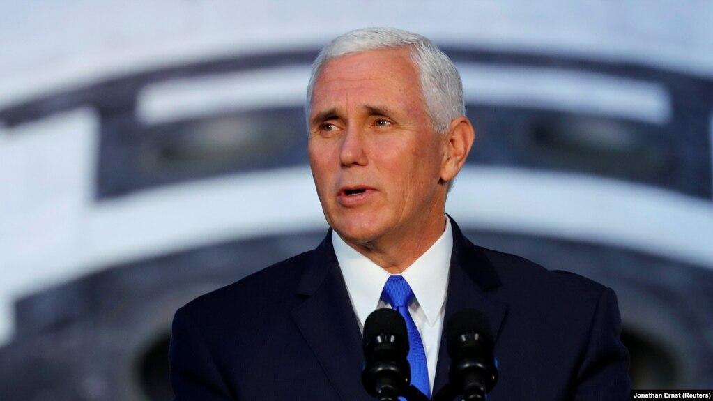 آمریکا از تصمیم محمود عباس در مورد دیدار نکردن با مایک پنس ابراز تاسف کرد