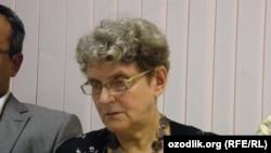 """Руководитель """"Гражданского содействия"""" Светлана Ганнушкина"""