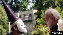 """Кадр из фильма """"Время истекло"""""""