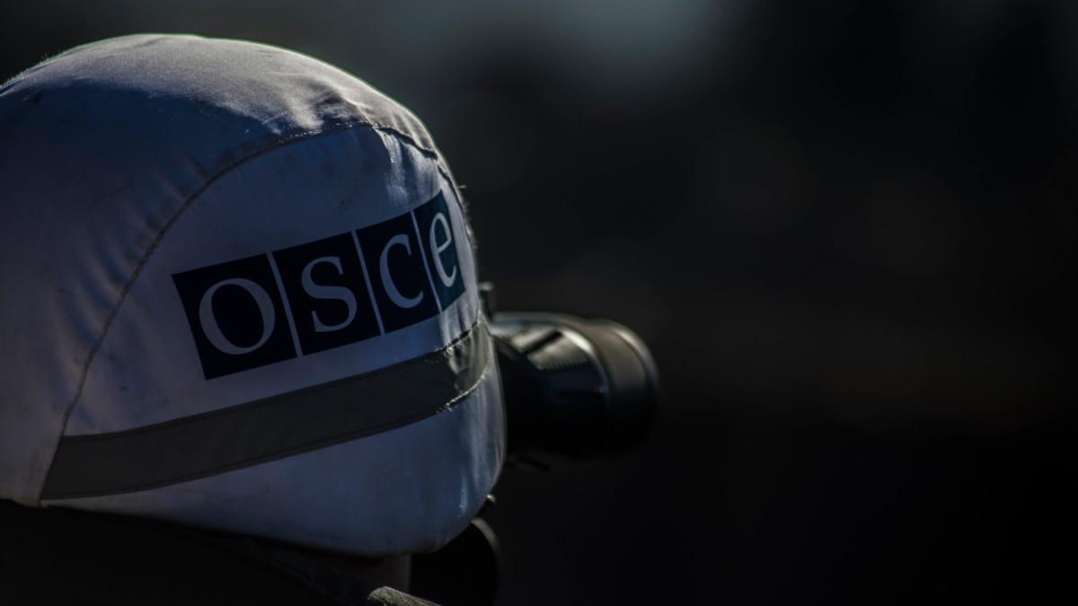 Боевики блокируют миссии ОБСЕ пересечение линии разграничения – заявление
