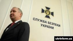 Голова СБУ Василь Грицак наголосив на неприпустимості пропагування у будь-який спосіб терористичних організацій