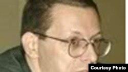 Victor Doraș, consilierul politic în 2001 al președintelui Voronin