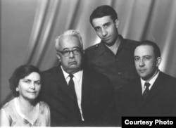 Семья Шемьи-заде