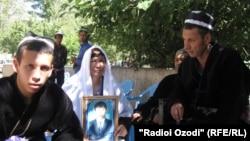 Траур в семье убитого солдата Фирдавса Рахматова