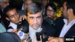 Iran -- Ali Jannati, 15 avqust 2013