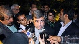 Iranian Culture Minister Ali Jannati
