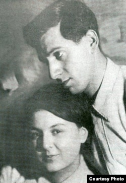 Nigar Rəfibəyli və Rəsul Rza