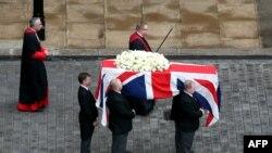 مراسم تشییع جنازه مارگارت تاچر