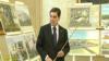 Президент Бердымухамедов посмотрел макеты пока нестроящихся гостиниц