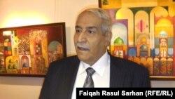 الفنان عبد المرسل الزيدي