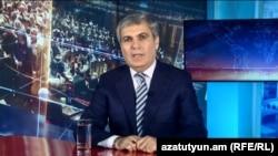 Председатель партии «Республика» Арам Саргсян