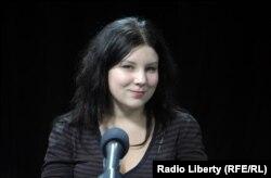 Журналист Екатерина Винокурова