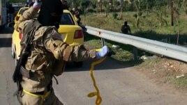 Тренировка исламистов в Мосуле, Ирак