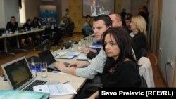 Okrugli sto o saradnji Vlada i NVO, 30.3.2012.