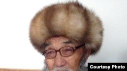 Жусуп Мамай Ак-Чий айлында, 2009-жыл. Аманат сүрөт.