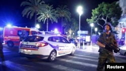 The attack in Nice has killed over 80 people, although the attacker's motives are unknown.