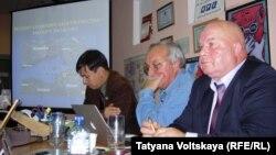 На пресс-конференции экологов
