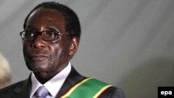 Zimbabwe - President Robert Mugabe