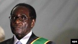 Роберт Мугабе, раисҷумҳури Зимбабве