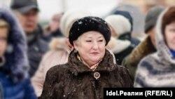 Гульфия Габдул-Бариева