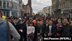 Шествие 5 мая в Казани