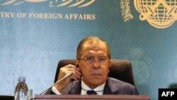 Орусиянын тышкы иштер министри Сергей Лавров.