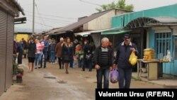 La piața din Basarabeasca