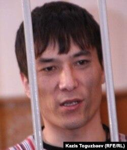 Рустем Туяков, осужденный на 14 лет тюрьмы по «Шаныракскому делу».