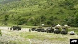 Руски сили на Кавказот.
