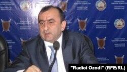 Шариф Қурбонзода, додситони вилояти Суғд
