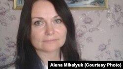 Алена Мікалаюк